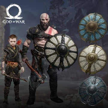 святковий набір для God of War / store.playstation.com