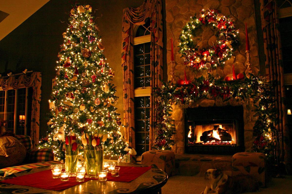 Поздравления с Рождеством / fabulae.ru