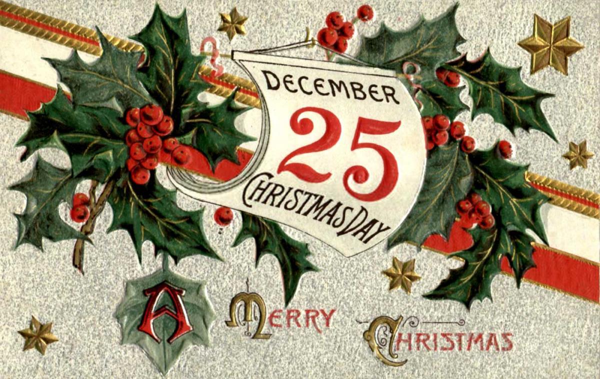 С католическим Рождеством / vespig.wordpress.com