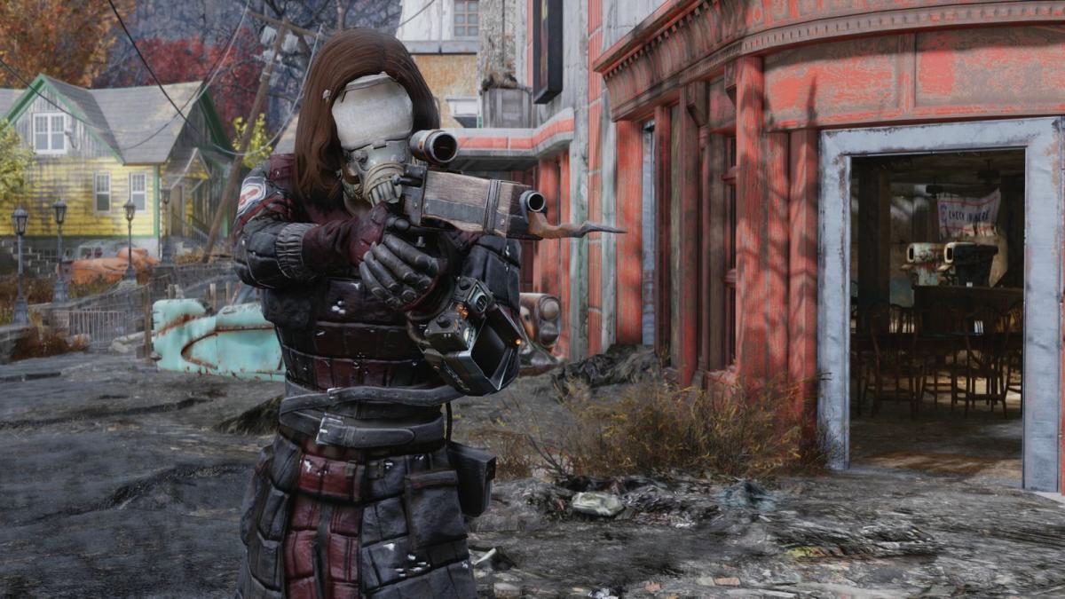 В Fallout 76 появилась уязвимость, с помощью которой можно лишиться своего инвентаря / скриншот
