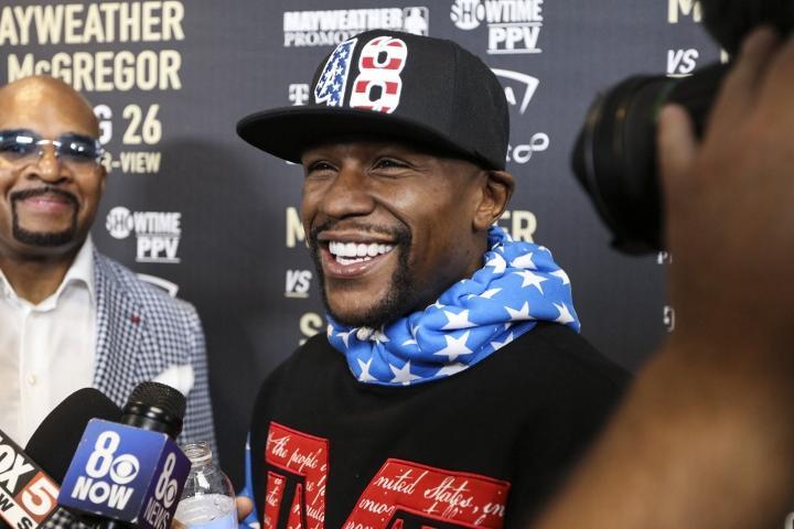 Флойд Мейвезер / фото boxingscene.com