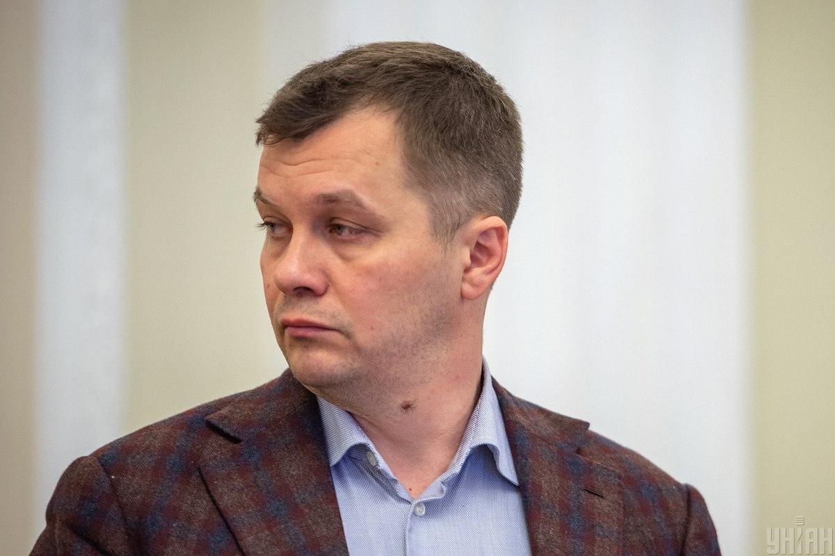 Милованов - экс-министр признался, что уже работает с Ермаком на Банковой / фото УНИАН