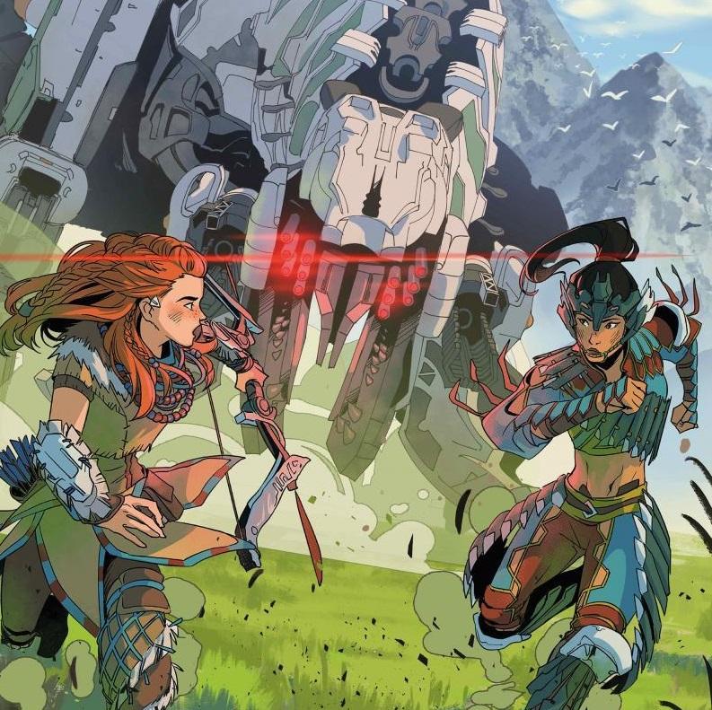 Главной героиней комикса станет Талана из Дома охотников / titan-comics.com