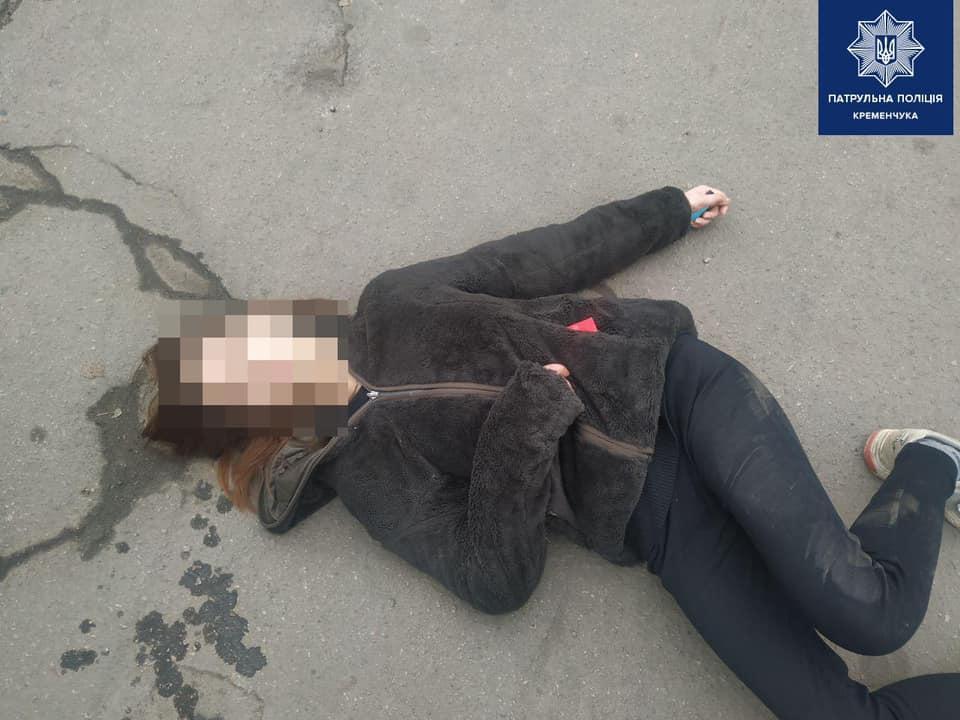 Предварительный диагноз - алкогольная интоксикация / фото: пресс-служба полиции