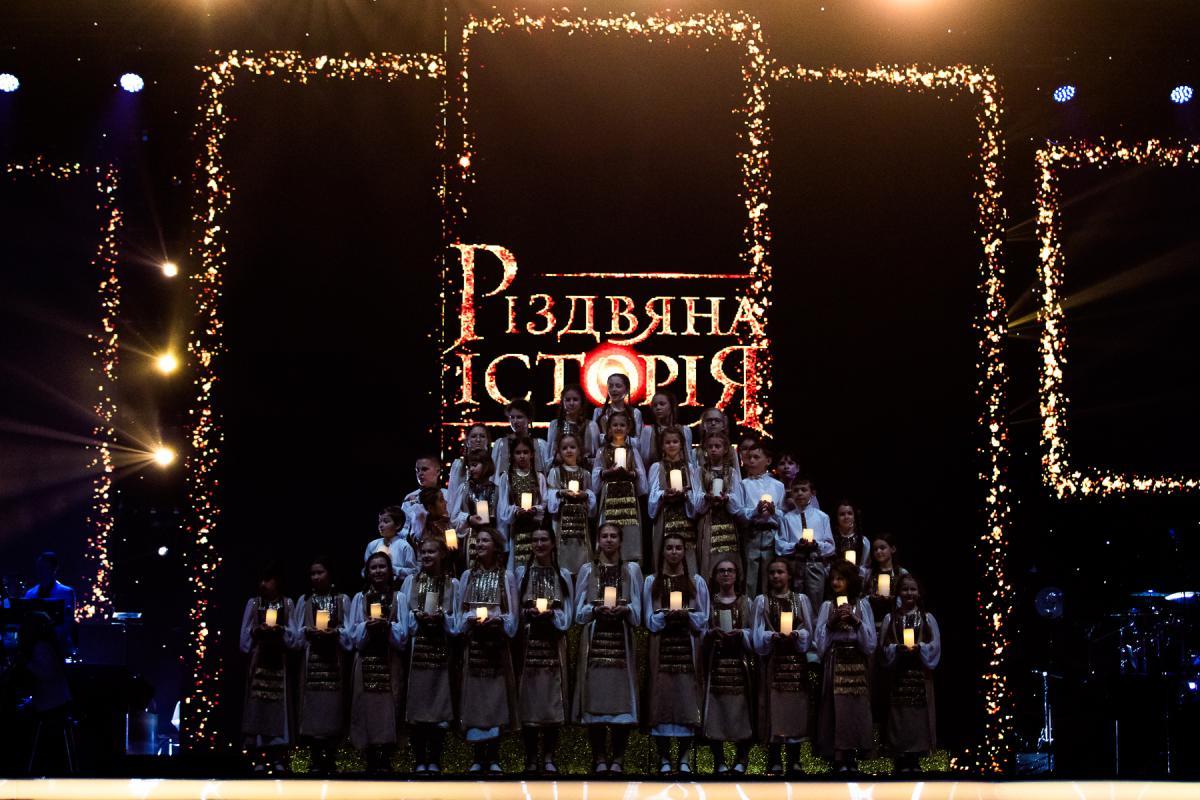 Тина Кароль и ряд украинских звезд устроили яркий концерт на сцене Дворца спорта / фото 1+1