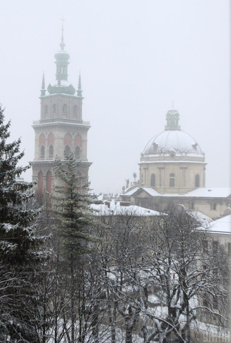 На 8 Марта во Львов / фото УНИАН