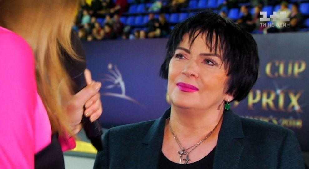 """Ирина Дерюгина считает, что """"совершается диверсия против спорта"""" / фото: tsn.ua"""