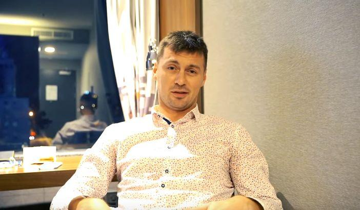 """Артем Милевский пообещал, что """"будет много чего интересного"""" / фото: скриншот"""