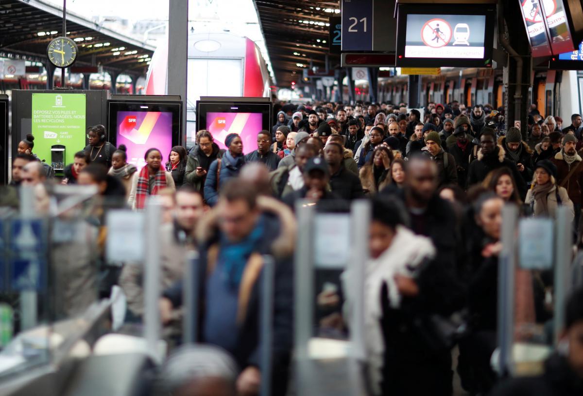 В 1900 году в этот день открылось Парижское метро / иллюстрация / REUTERS
