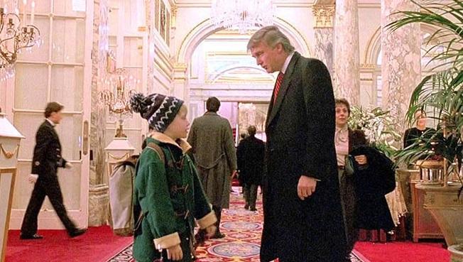 Фильм «Один дома-2: Затерянный вНью-Йорке» вышел наэкраны в1992году \ скриншот с видео