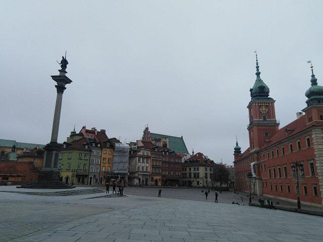 В Варшаве отменили массовые мероприятия на Новый год / фотоОльга Броскова
