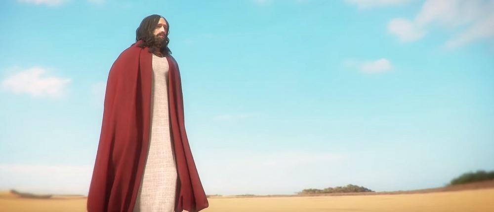 Игра рассказывает о жизни Иисуса Христа / скриншот из трейлера