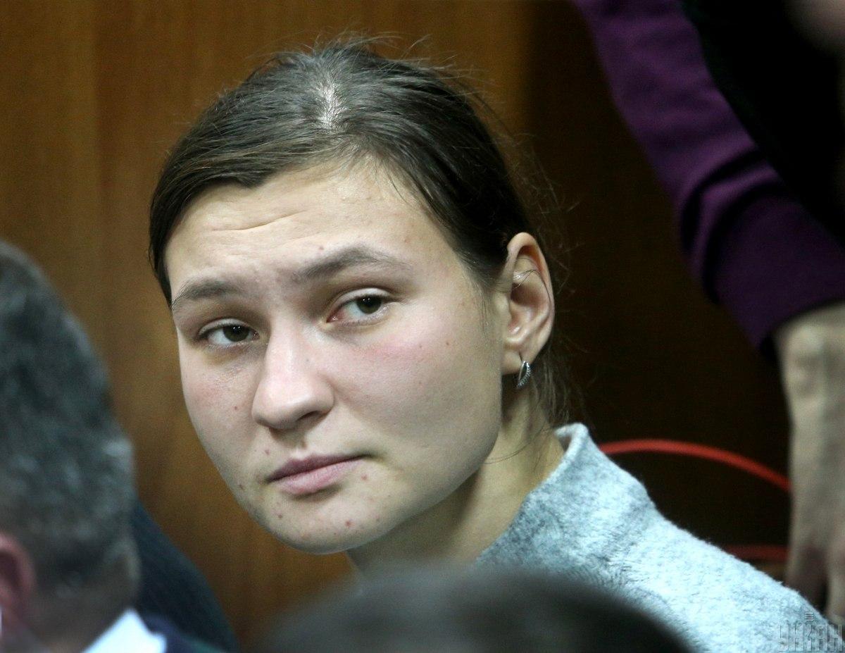 Суд залишив у силі нічний домашній арешт підозрюваної Дугарь/ фото УНІАН