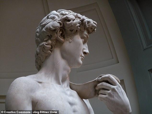 Особенность знаменитой скульптуры заметил кардиолог Даниэль Гельфман из США / dailymail.co.ru