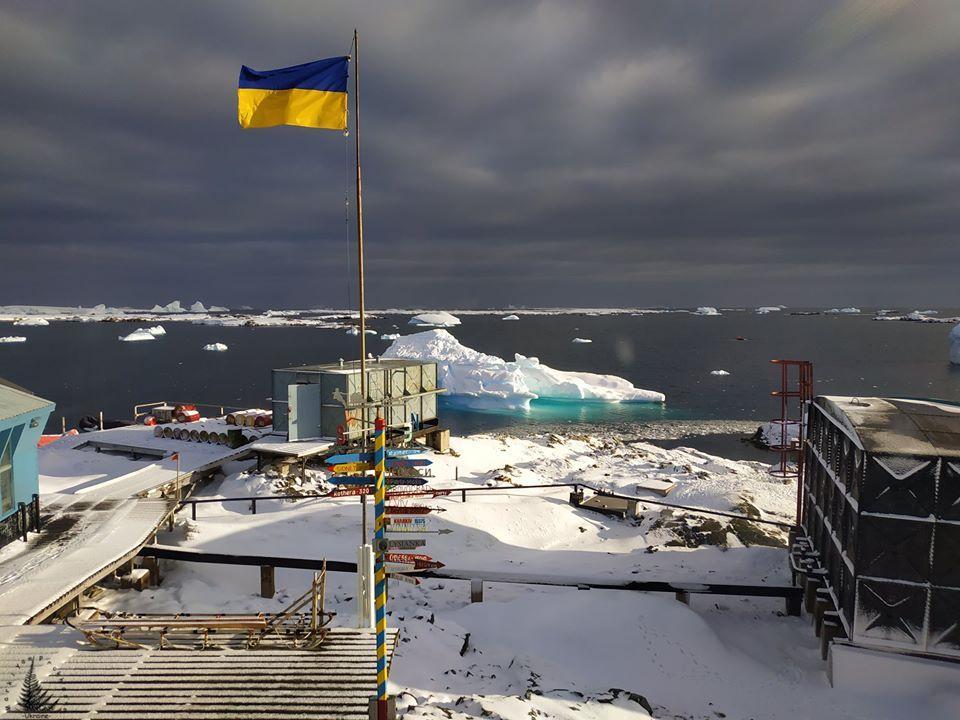 Антарктида — це індикатор екологічного стану планети / фото facebook.com/antarctic2019/