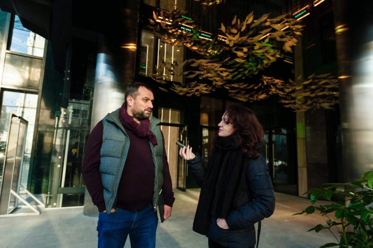 Андрей Вавриш рассказал о положительных изменениях в отрасли / фото УНИАН