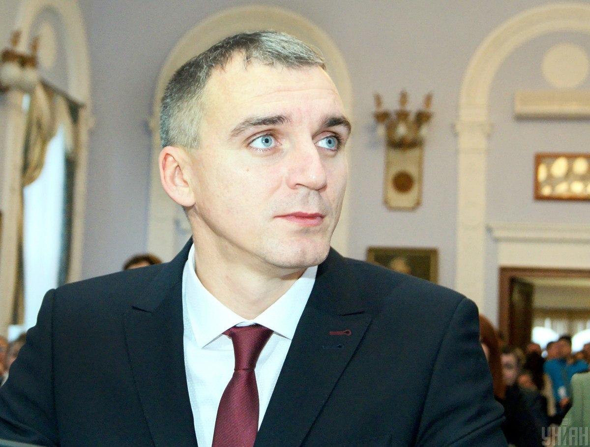 Сєнкевич лідирує в першому турі виборів мера Миколаєва / фото УНІАН