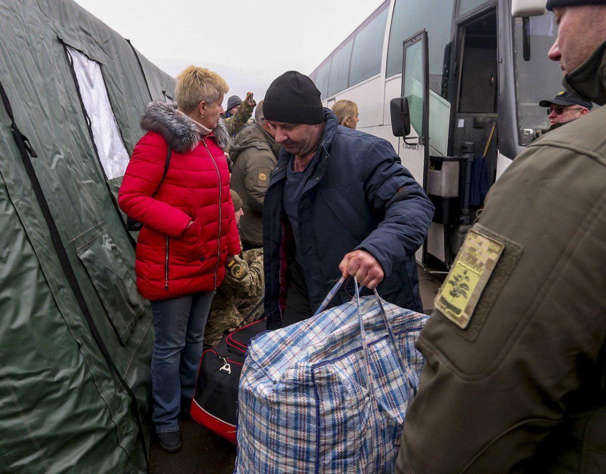 Критических проблем со здоровьем в освобожденных украинцев нет / ОП