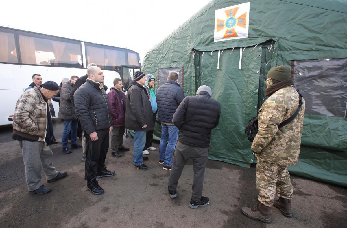 Украинцев освободили 29 декабря 2019 года / REUTERS