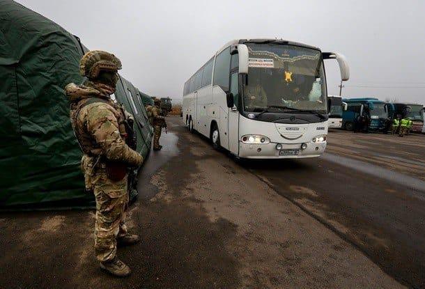 Минулий обмін на Донбасі пройшов наприкінці 2019 року / facebook.com/denisovaombudsman