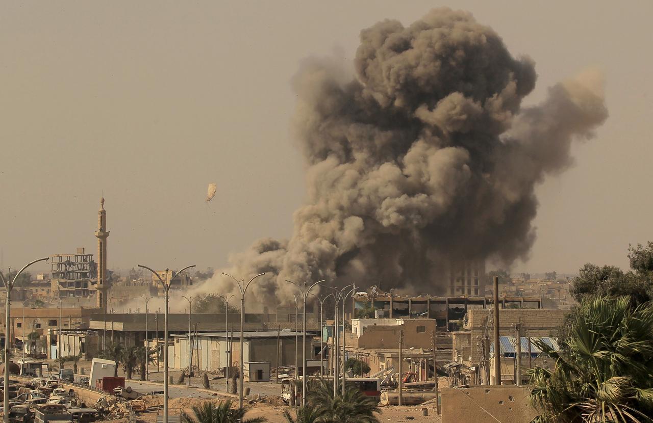 Гражданская война в Сирии длится уже 10 лет / Иллюстрация REUTERS