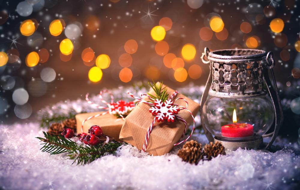 Новогодние открытки / itmua.com