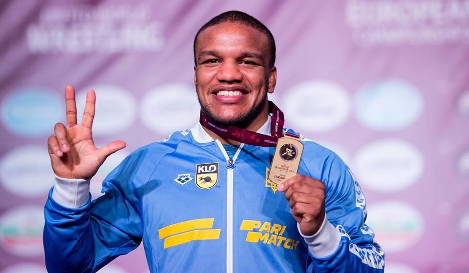 Беленюк выиграл чемпионат мира в сентябре / фото: НОК Украины