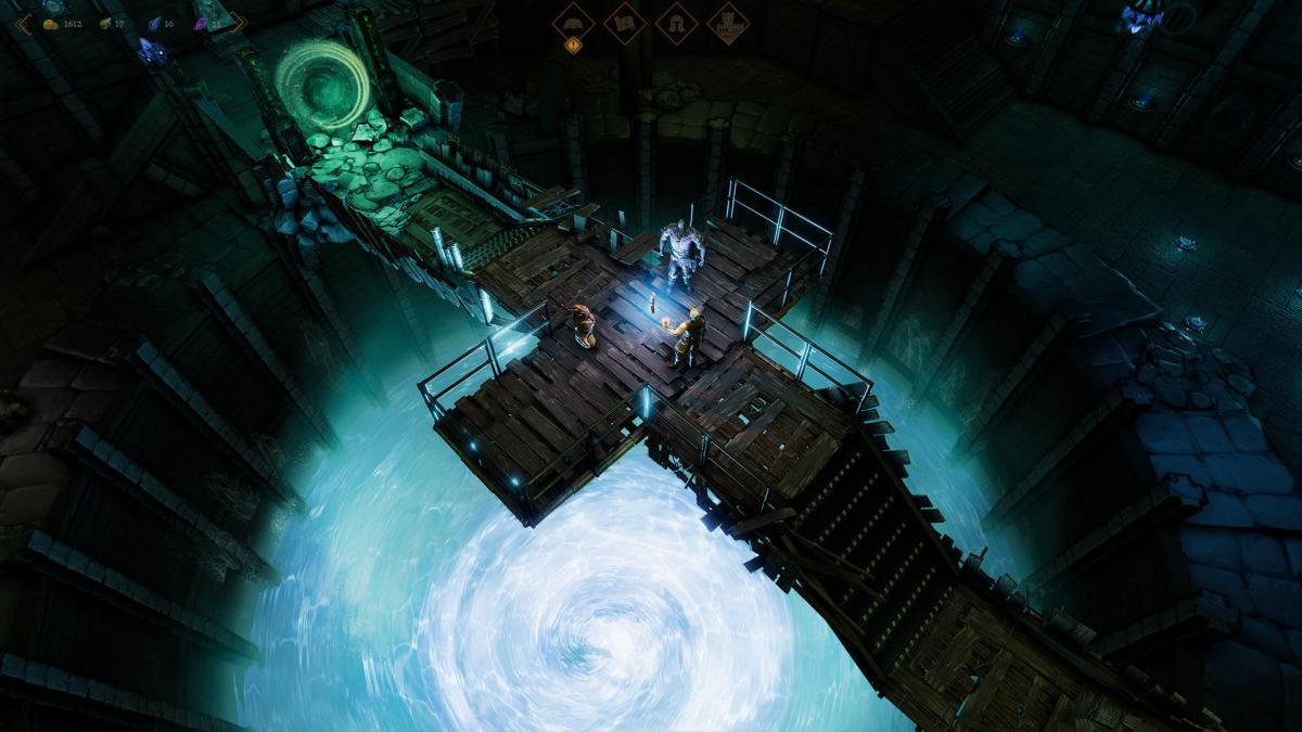 Игру Tower of Time можно получить в GOG до 1 января / gog.com