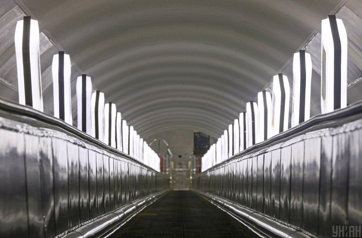 Міністр допустив закриття метро в разі порушень киянами санітарних норм / фото УНІАН