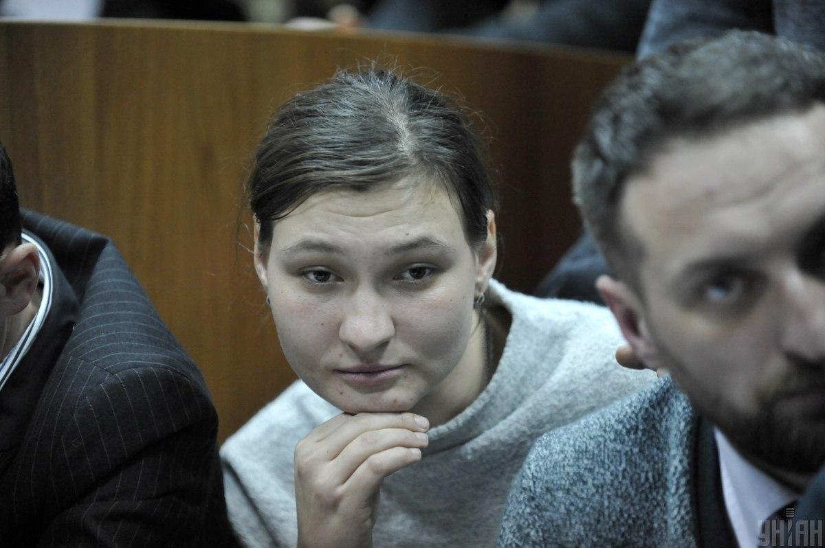 24 січня суд змінив Дугарь запобіжний захід з цілодобового на нічний домашній арешт/ фото УНІАН