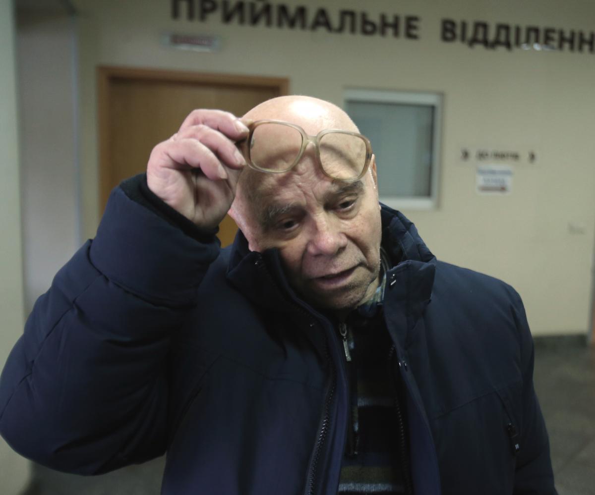 Деркач признается, что за решеткой его практически не били,но он насмотрелся на то, как пытали других / фото УНИАН