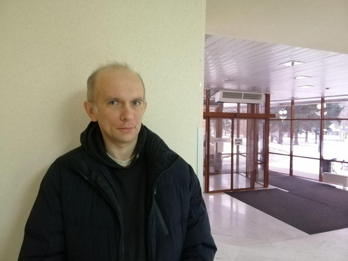Якова Кривошеева задержали в 2016-м и обвинили в «шпионаже» / фото УНИАН