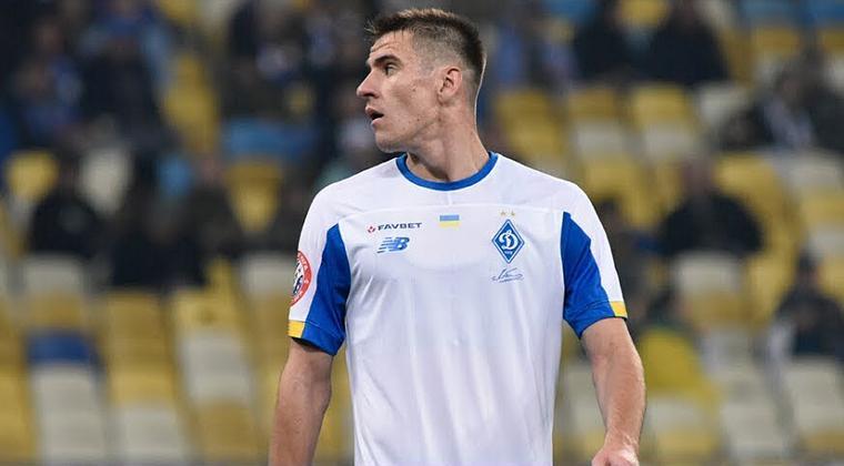 Dynamo Kyiv forward Artem Byesyedin / Photo from FC Dynamo Kyiv