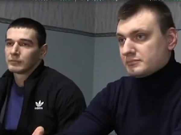 Зинченко и Аброськина передали ОРДО / скриншот Россия 24