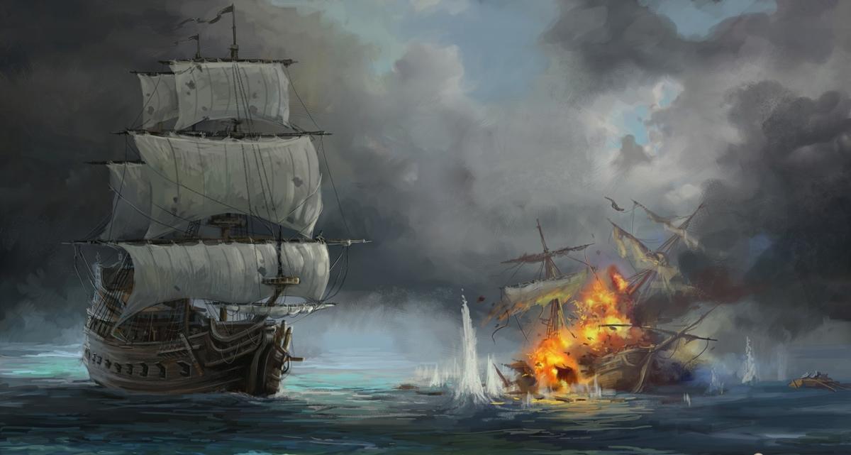"""В """"Корсары: Черная метка"""" можно будет построить собственный корабль / corsairs.site"""