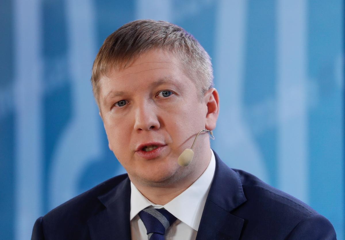 """Глава """"Нафтогаза"""" Андрей Коболев / REUTERS"""