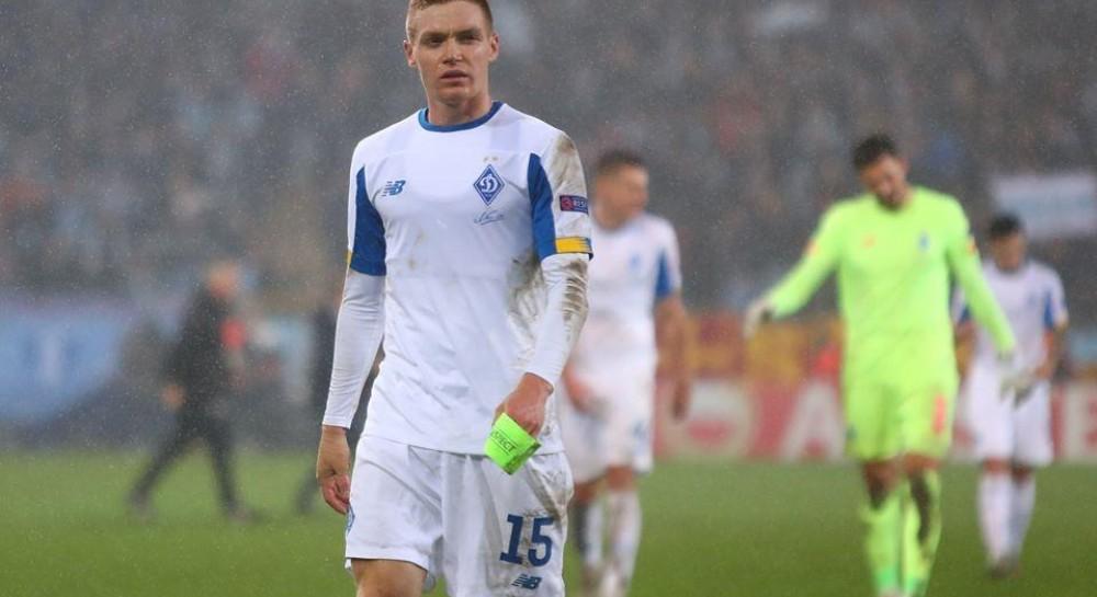 Футболисты Динамо проигнорировали церемонию Футбольные звезды Украины-