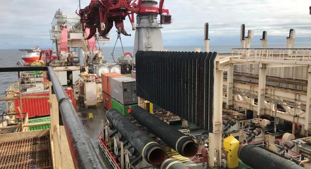 Шах и мат: работы на «Северном потоке-2» возобновятся с 1 февраля