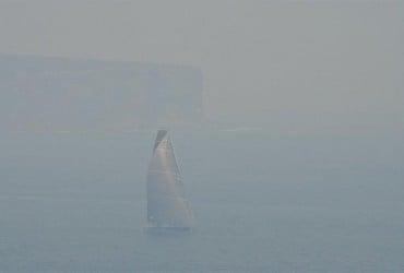Сидней накрыл дым от лесных пожаров