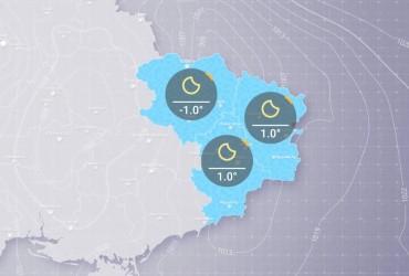 Прогноз погоды в Украине на пятницу, день 6 декабря