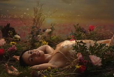 Злата Огневич снялась полностью обнаженной в новом клипе (фото, видео)