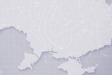 Прогноз погоды в Украине на четверг, вечер 12 декабря