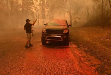 На Австралию надвигается небывалая жара