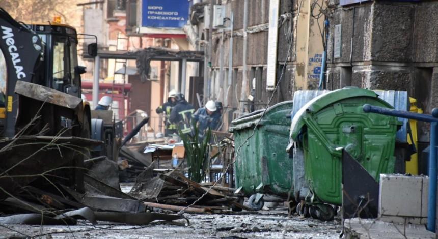 """""""Надежды, что в здании остаются выжившие, нет"""": в ГСЧС рассказали о ходе спасательных работ в одесском колледже"""