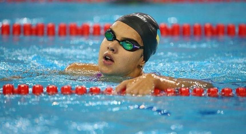 Українка завоювала медаль чемпіонату Європи з плавання на короткій воді