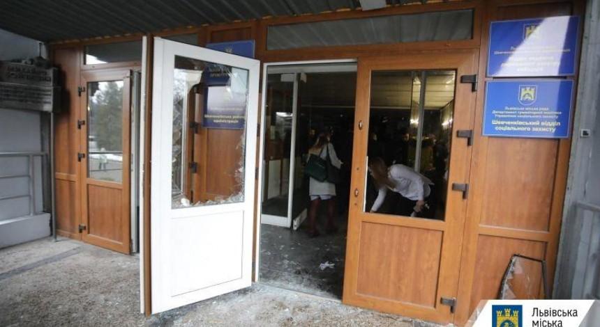Штурм засідання сесії Львівської міськради: поліція порушила справу