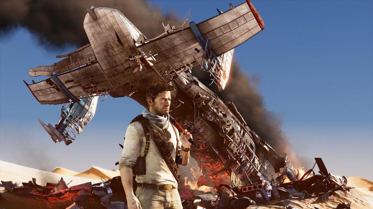 Подписчикам PS Plus станут доступны три игры из серии Uncharted / скриншот