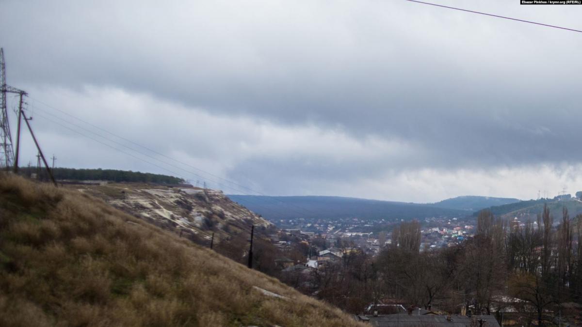 Оккупанты уничтожают природу Крыма / фото Радио Свобода