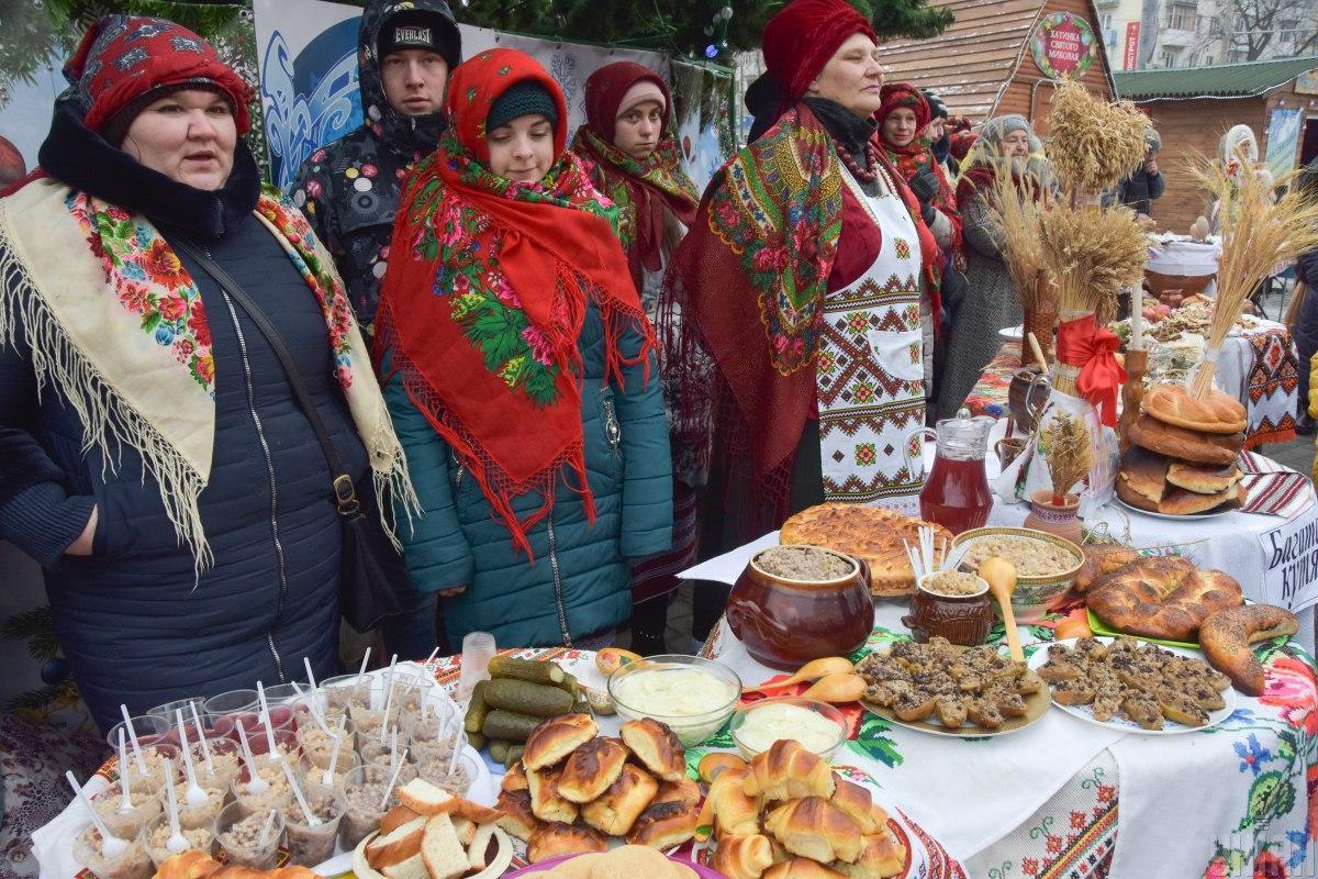 Рецепты постных блюд на Святую вечерю / Фото УНИАН