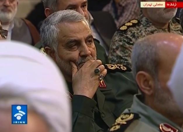 СМИ уже предполагают, что убийство генерала может привести к ответу со стороны Ирака / Скриншот